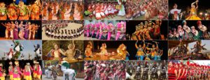 Indian folk and tribal dances