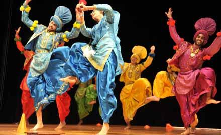 Bhangra Punjabi Dance