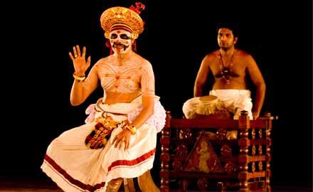 Chakyar Koothu Kerala