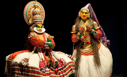 Costumes And Ornaments Of Kathakali