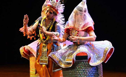 Costumes And Ornaments Of Manipuri