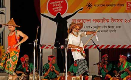 Gambhira, West Bengal