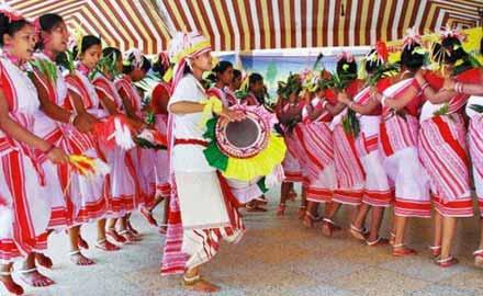 Karma Naach Odisha