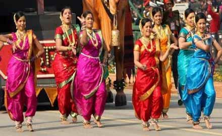 Lavani Dance Maharashtra