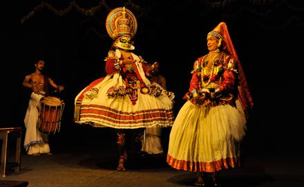 main musicians in Kathakali