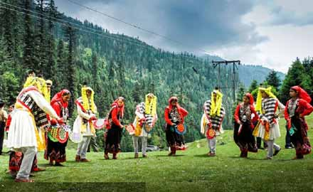 Nati Dance Of Himachal Pradesh