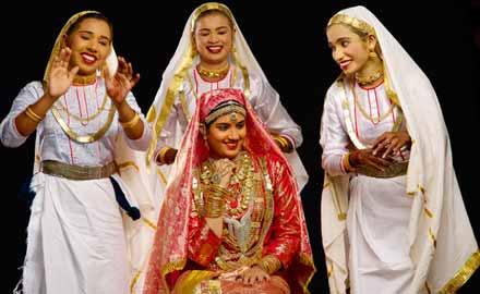 Oppana Muslim Dance Form Kerala