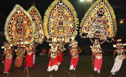 Padayani Kerala