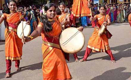 Parai Attam Tamil Nadu