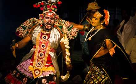 Theru Koothu, Tamil Nadu