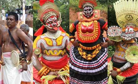 Thirayattam Kerala