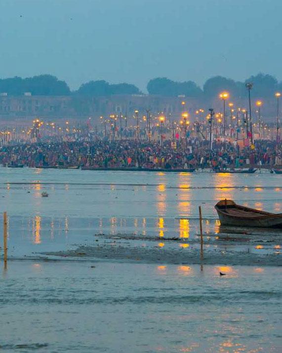 Allahabad Kumbh mela