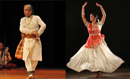 costumes and ornaments of kathak
