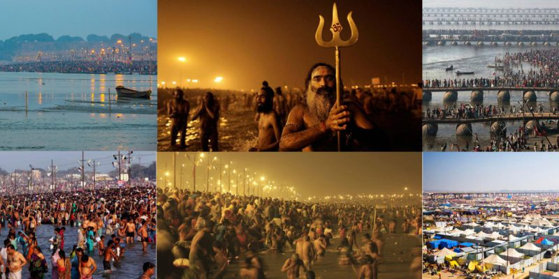 Kumbh Festival Allahabad