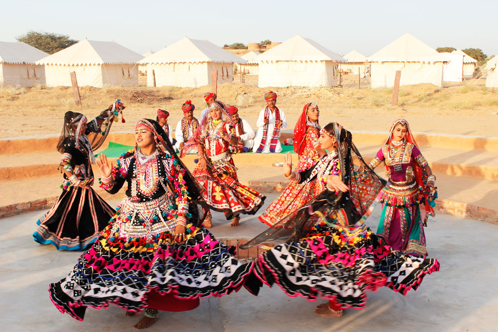 Kalbeliya Dance in rajasthan