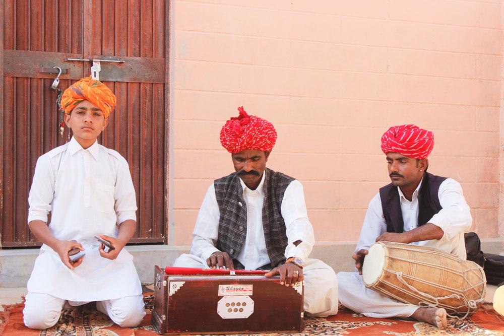 Mangniyars a musician community of Barmer