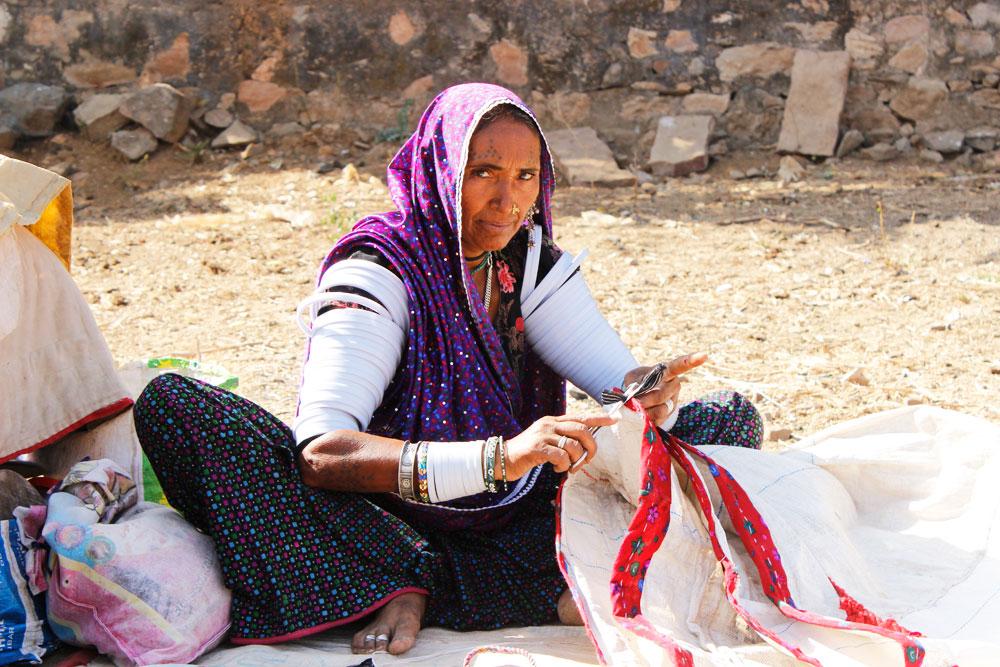 Rabari Nomad Tribe