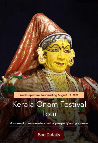 Onam Festival Tour