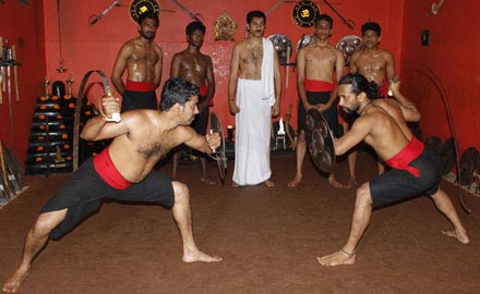 Activites during Onam