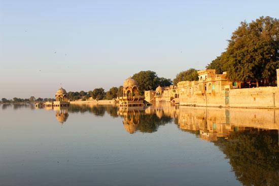 Gdsi Sagar Lake