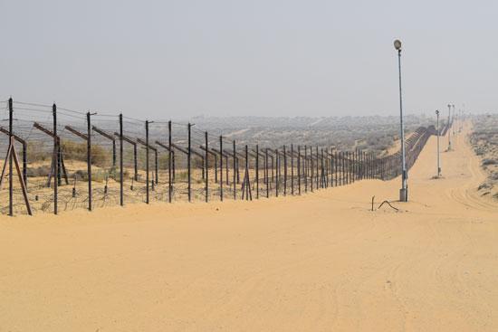 Indo Pak border Jaisalmer