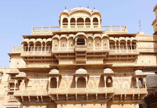 Jaisalmer Fort palace museum