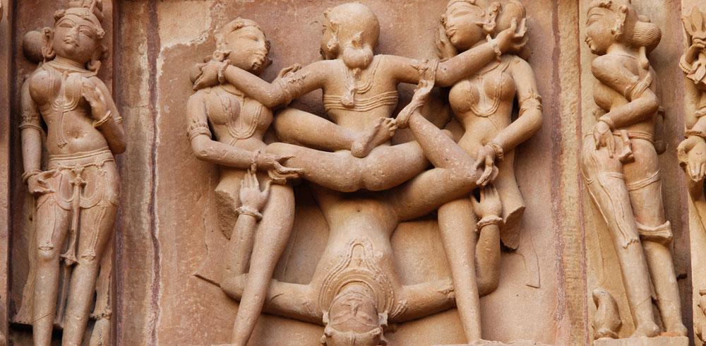 Kamasutrain Khajuraho