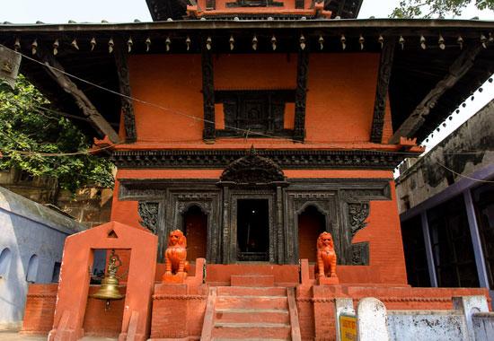 KathWala Temple Varansi