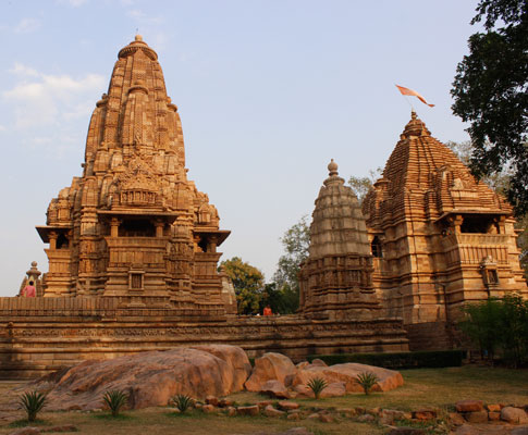 Laxman temple from backside
