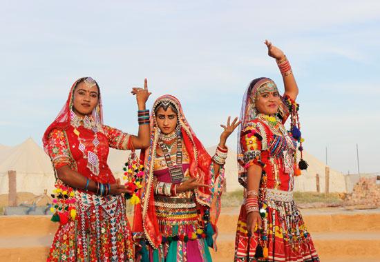 Rajasthani Folk Dance show