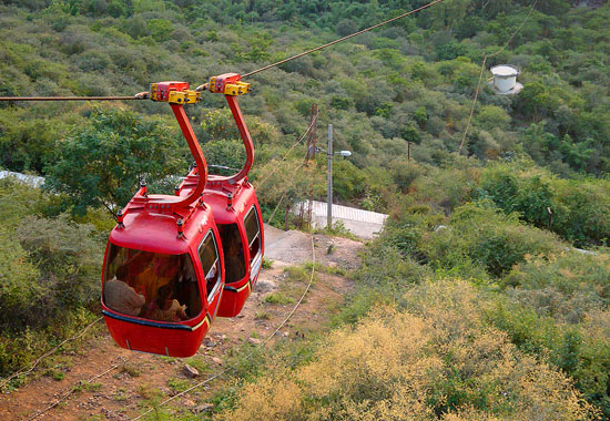 Ride the Ropeway