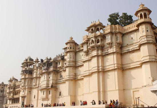 Sound Light Show City palace Udaipur