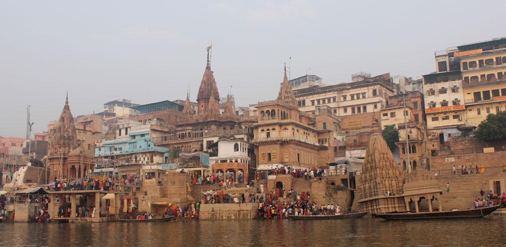 Varanasi temples