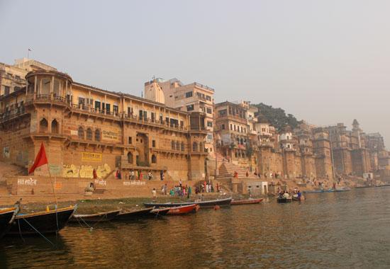 Walkarround Ghatsof Varanasi