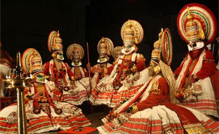 Kathakali Dance Kerala
