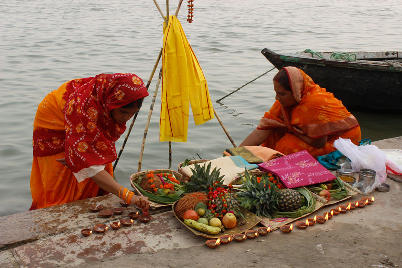 Chhath Puja Varanasi
