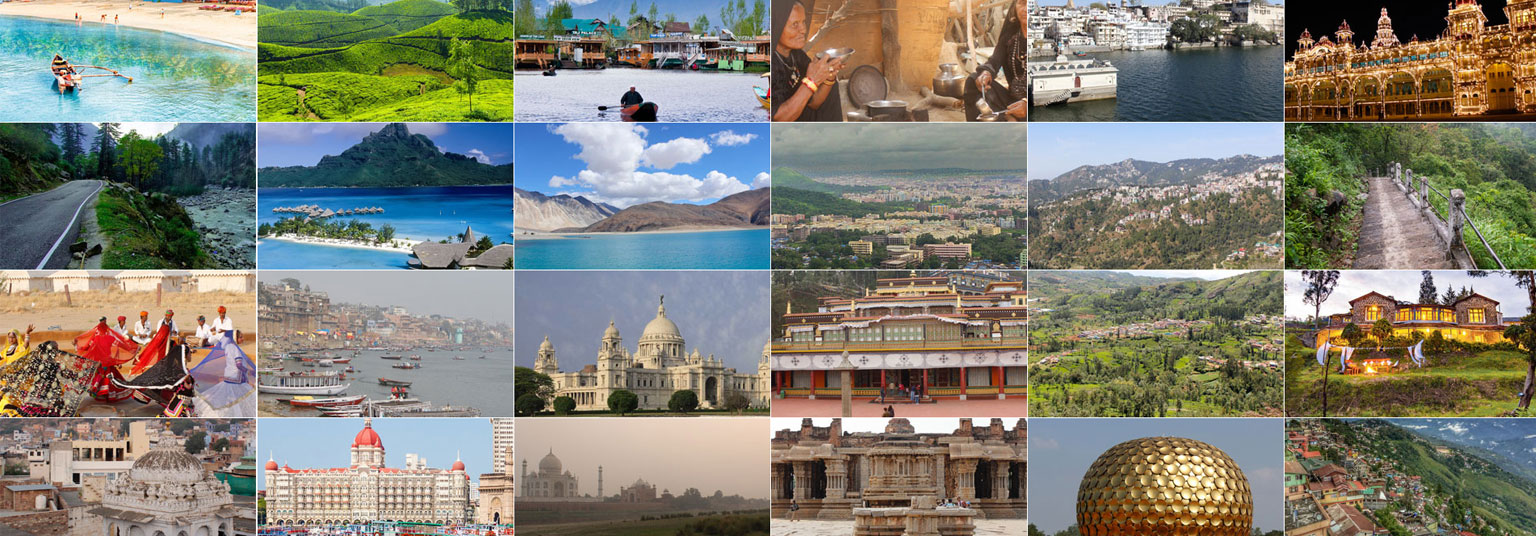 Top 30 must see places in India
