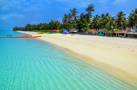 Lakshwadeep Island